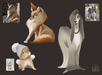 More animals by ILoyal