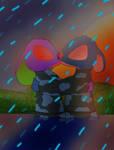 A Rainy Kiss