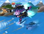 EXP Jump-Jet Assault