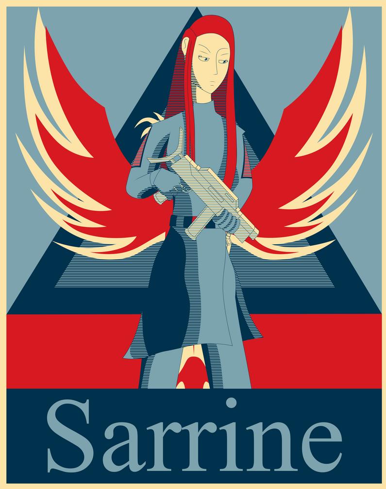 Vote EXP Sarrine