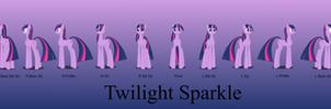 Twilight Sparkle Puppet Rig