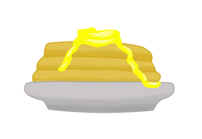 Roberzt Pancake Syrup Cutie Mark
