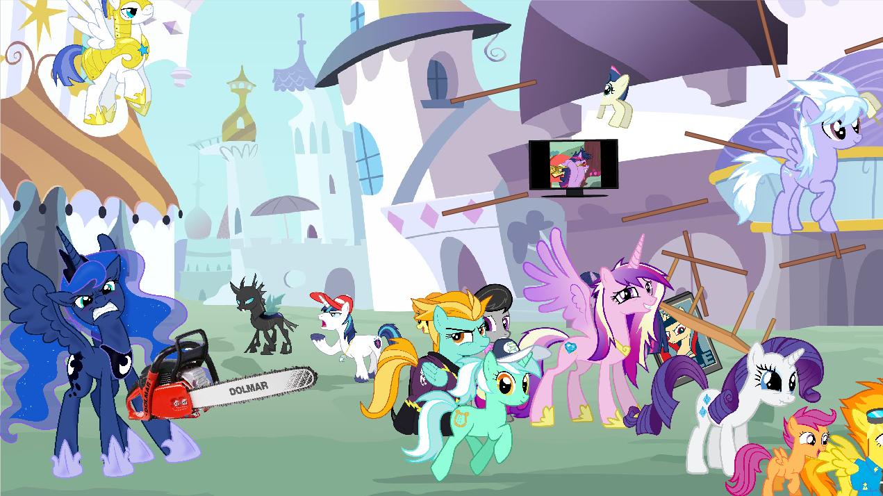 Ponyquest (Animated)