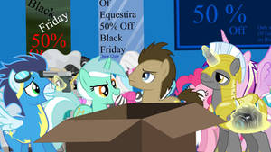 Black Friday in a nutshell ponified02 (Animated)