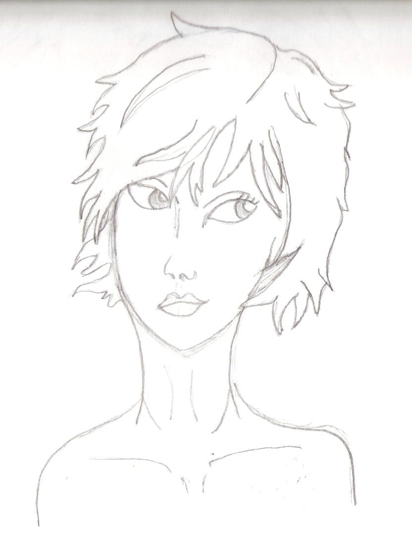 Morgana Drake: Depiction 1 by LadyRoslineDrake