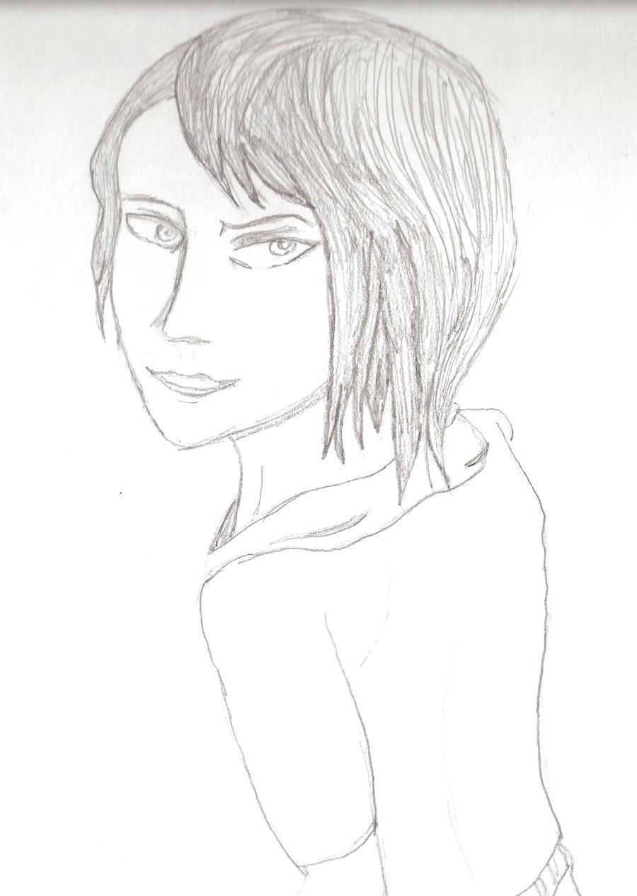 Morgana: Depiction 2 by LadyRoslineDrake