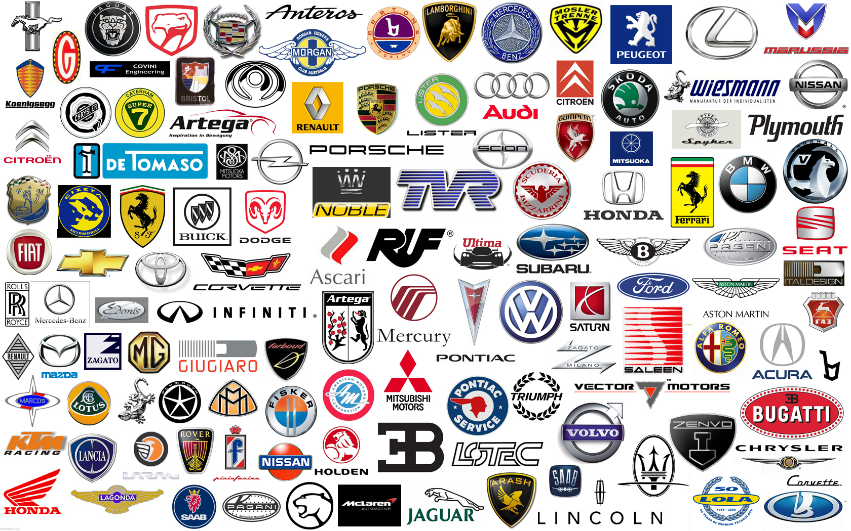 all car logos in the world - photo #6