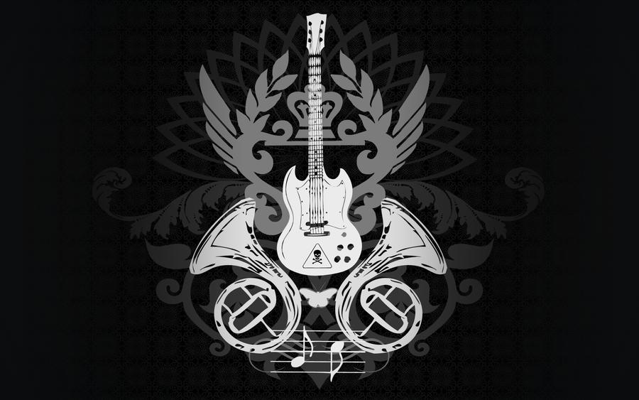 Music Wallpaper By Bayazoff