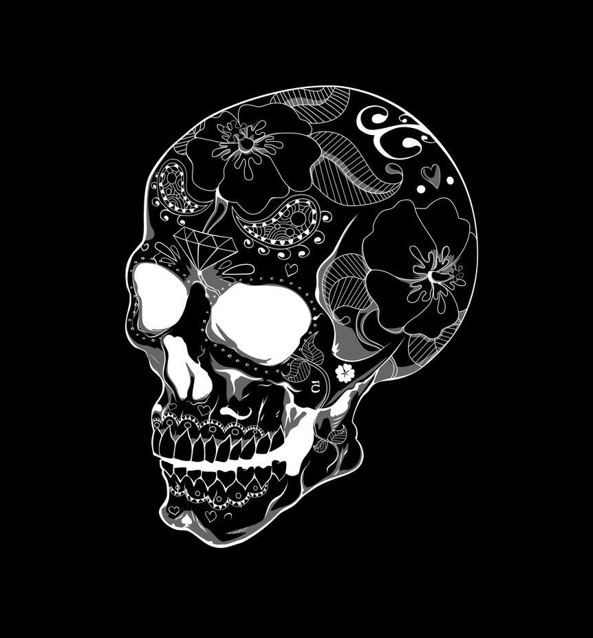 SkullTat_b by bayazoff