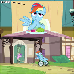 Rainbow Dash's Joke