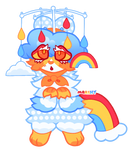 Rainbow Mobile   FLAT PRICE [CLOSED]