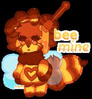 Bee Mine   FLAT PRICE [CLOSED] by Marshybeetle