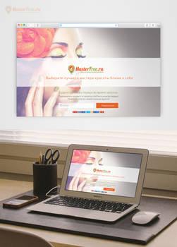Masterfree, beauty masters startup