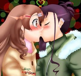 Candy Boy! - Kiss me