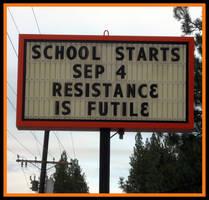Resistance by paleoichneum