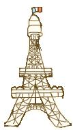Doodle: Eiffel tower by chocoxbaby