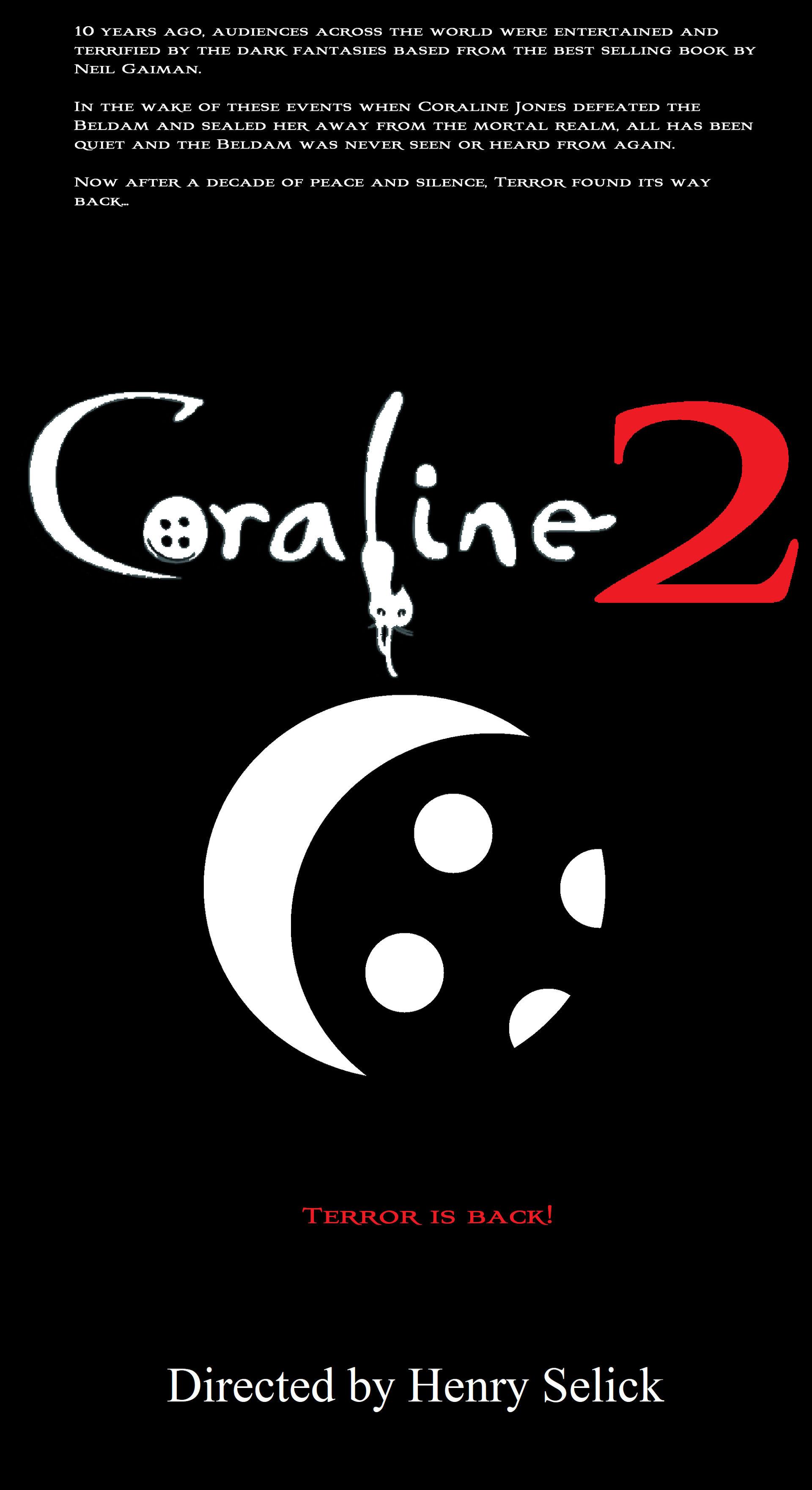 Coraline 2 Updated By Vicenteortiz99 On Deviantart