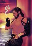 Big Boss MGSV: Phantom Pain