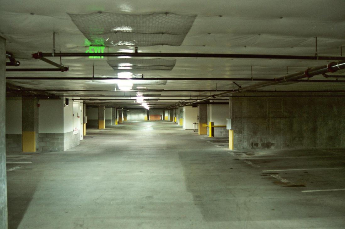 Parking Garage By Happeningstock On DeviantArt