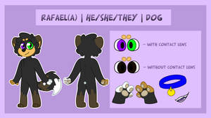 Rafael(a)'s reference sheet (OUTDATED)