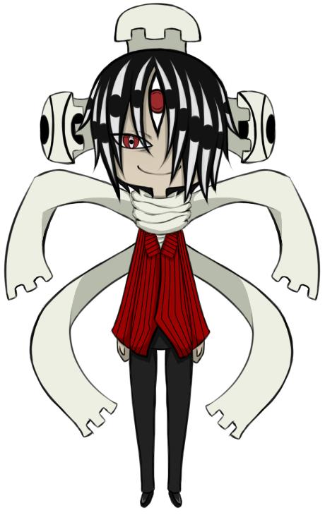 Soul Eater: Asura the Kishin by Lea-Lu