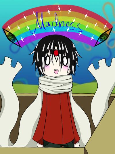 Asura: Madness (Doodle) by Lea-Lu