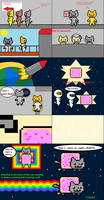 A Nyan Cat Comic
