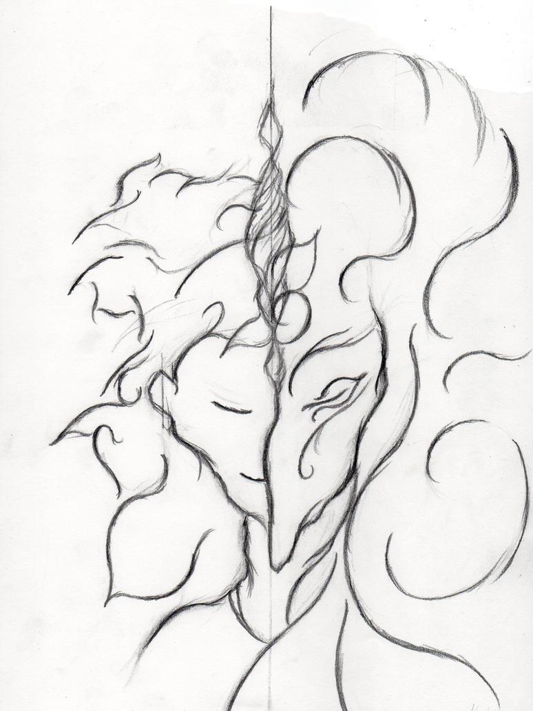 The Last Unicorn by arxius2