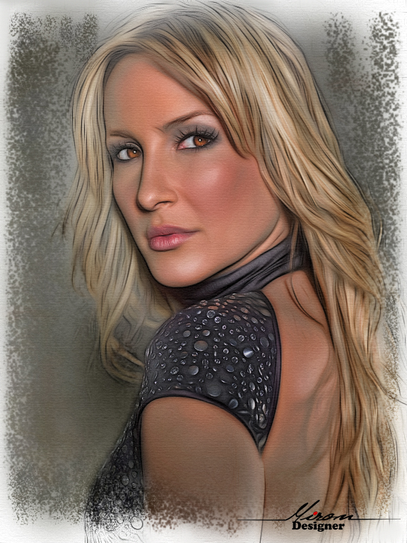 Claudia Leitte ll by 67thy