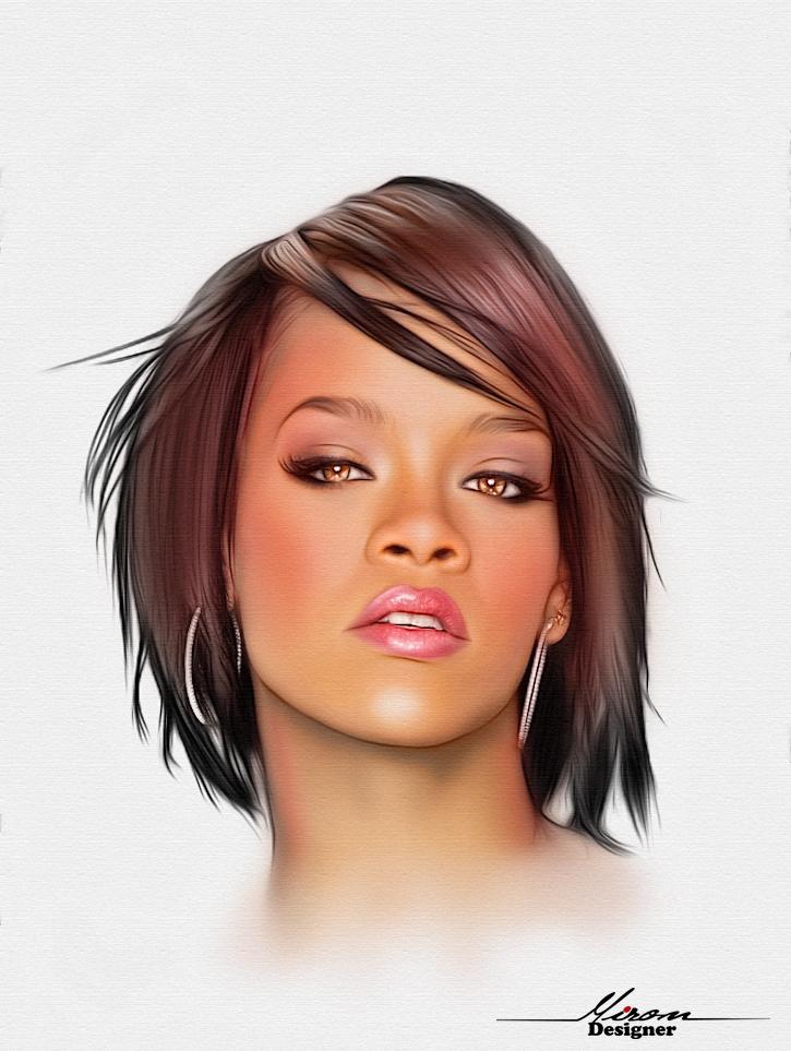 Rihanna by 67thy