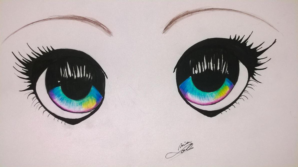 Ojos 2 by JaiGuruSun