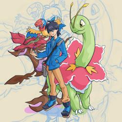 Pokemon Trainersona