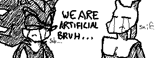 Artificial Bros by Adlinsnake7