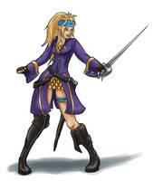 Duelist -- Rikku