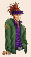 Bleach: Abarai-kun by Raenstrife