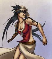 Bleach: The Queen of Shiba by Raenstrife