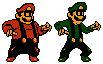 WH2 Style Luigi Lost Sprite (Weegamiich Sprite)