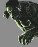 hulk by spdmngtruper