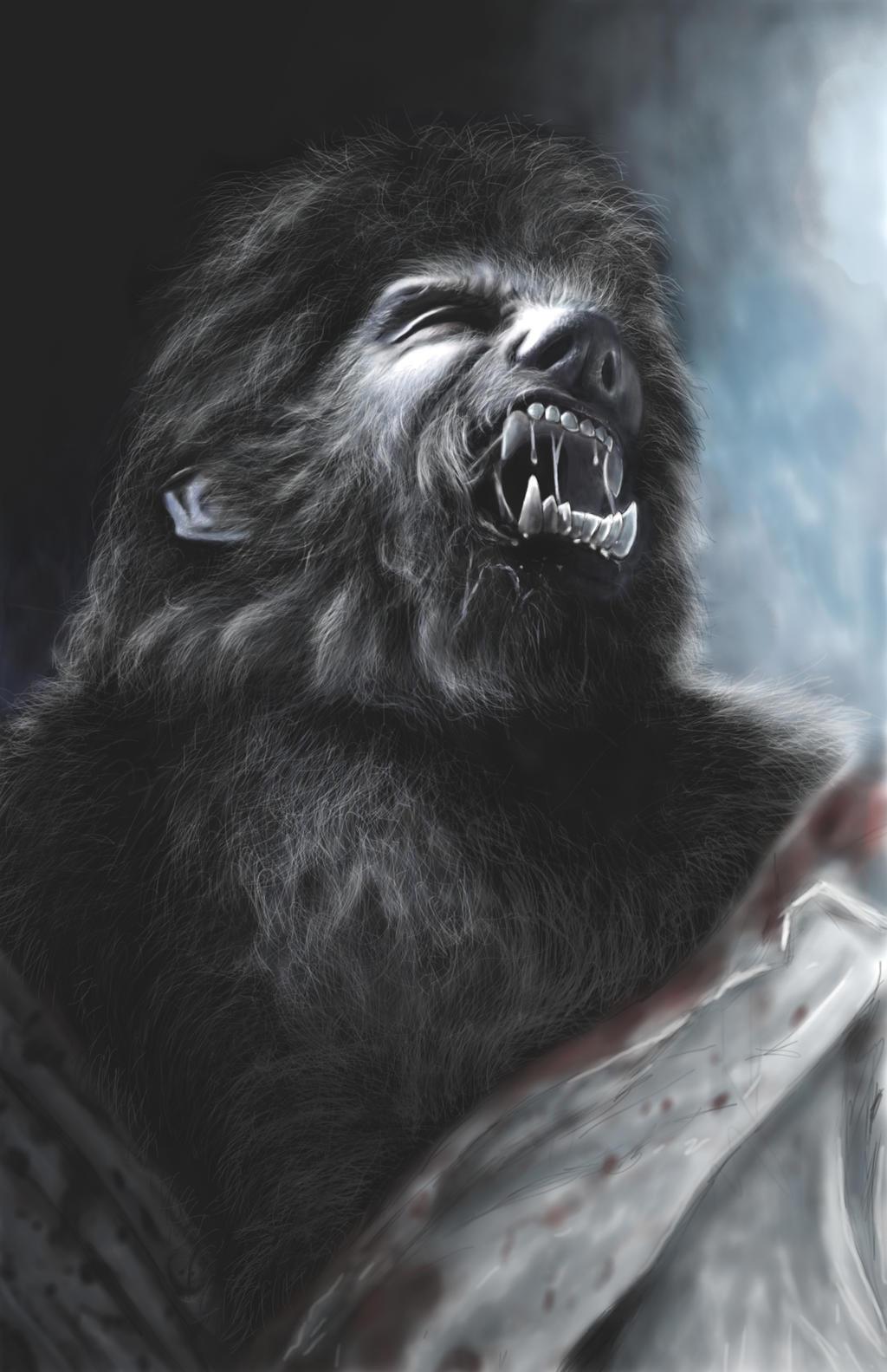 wolfman digital 2013 by spdmngtruper on DeviantArt