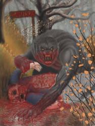 werewolf concept film idea by spdmngtruper