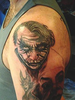 joker cover up