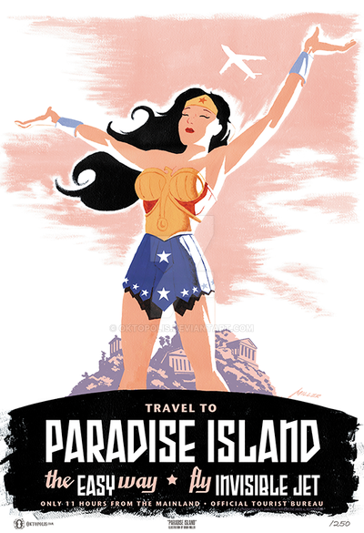 Paradise Island by Oktopolis