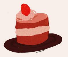 Cake by KawaiiCupCake-Chan