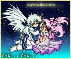 Helios to Chibiusa