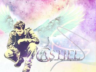 Castiel by Gem88
