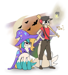 Halloween Party Crash
