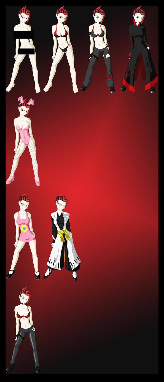 Natalia's Wardrobe UPDATE 7 by kaozkaoz