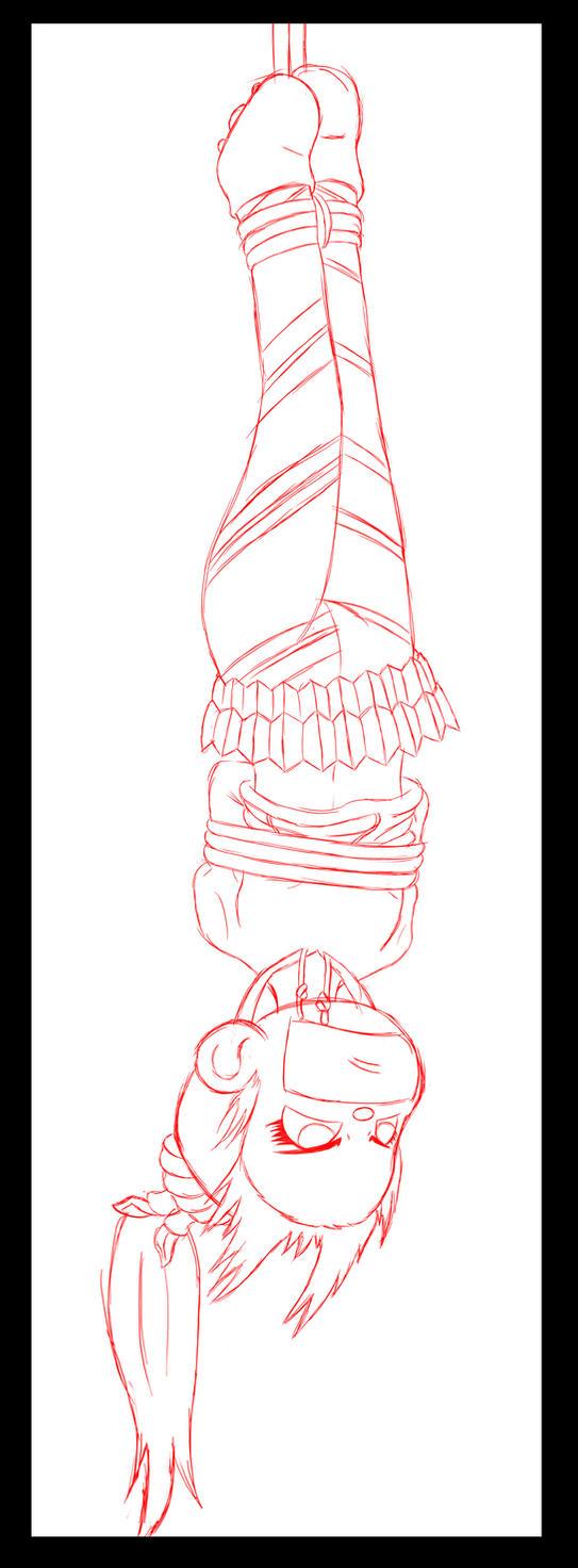 Vanellope2 Sketch by kaozkaoz