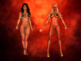 Viona and her warrior spirit