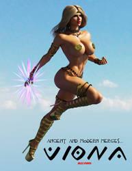 Viona Movie Poster by akizz